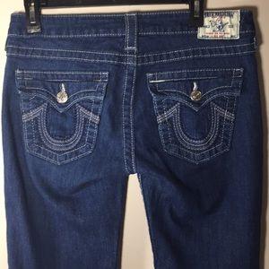 True Religion Womens Boot cut Jeans 29